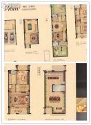 华鸿・艺墅4室3厅4卫146平方米户型图