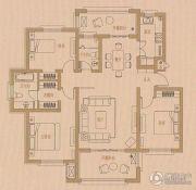 致远・翡翠园3室2厅2卫0平方米户型图