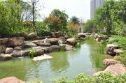 五矿万境水实景图
