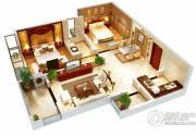 长兴园湖曲0室0厅0卫0平方米户型图