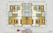 景康名苑3室2厅2卫145平方米户型图