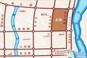 汀香郡交通图
