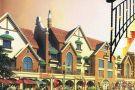 同价位楼盘:波尔多国际风情街效果图