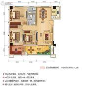 �X秀新城3室2厅2卫0平方米户型图