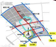中海碧林湾交通图