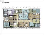龙湖��廷0平方米户型图