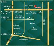 祥东金泰城交通图