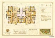 大同千禧御东画卷3室2厅3卫141--142平方米户型图