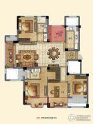 宁兴・上院5室2厅2卫139平方米户型图