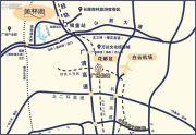 美林湖(星海游艇别墅)交通图