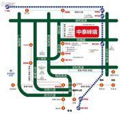 中泰峰境交通图