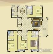 宏博锦园 高层0室0厅0卫163平方米户型图