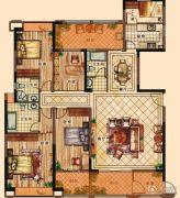 充耀盛荟5室2厅3卫199--200平方米户型图
