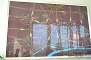 东方现代城交通图