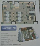 南环汇邻中心1室1厅1卫0平方米户型图
