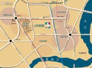 中渝梧桐郡交通图