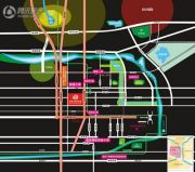 世航四合院交通图