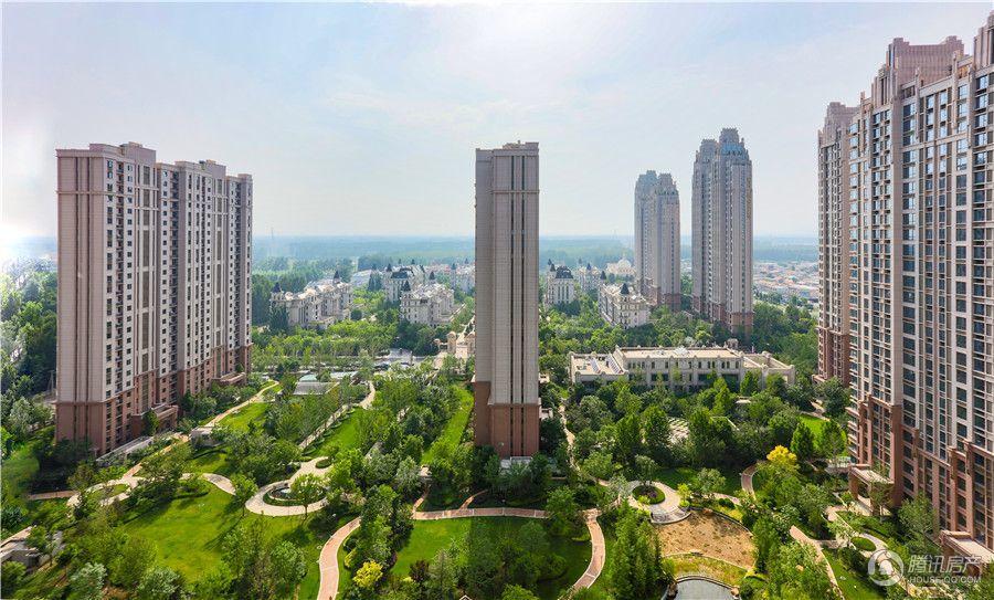 天润·香墅湾1号高层100-180平米 总价400万起